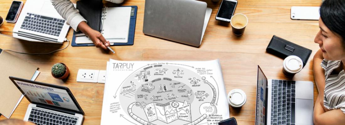 En el desarrollo organizativo inciden aspectos relacionados con la estrategia de la compañía, su propio contexto interno y el contexto externo
