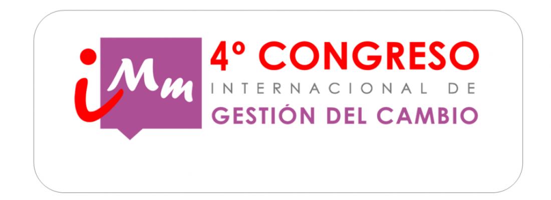 4º Congreso Internacional de Gestión del Cambio